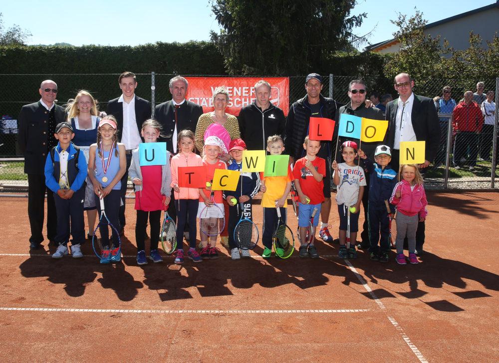 WILDON,AUSTRIA,30.APR.16 - TENNIS - STTV, Steirischer Tennis Verband, Power for the next Generation.  Photo: GEPA pictures/ Hans Oberlaender